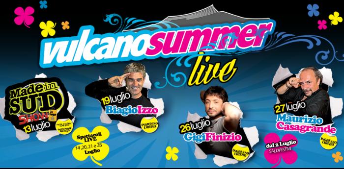 Vulcano Summer Live Vulcano Buono