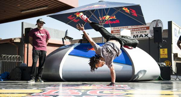Red bull BC one 2013 breakdance