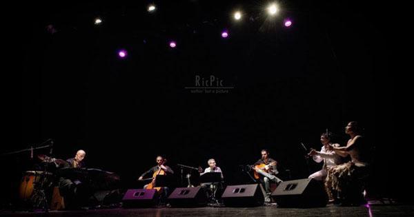 Viento Flamenco Tango Neapolis