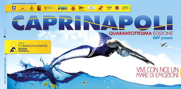 marathon of the gulf capri napoli 2013