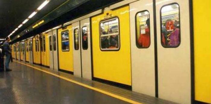 Metronapoli Linea 1