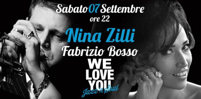 Nina Zilli e Fabrizio Bosso Arenile Reload
