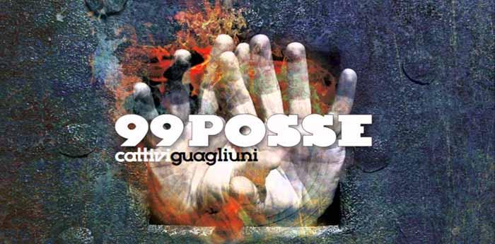 99 posse concerto all'arenile reload