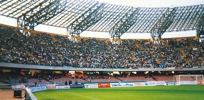 Curva A San Paolo