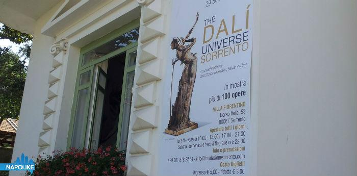 The Dalì Universe Sorrento