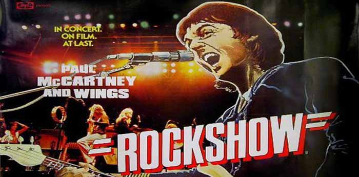 Paul McCartney & Wings Rockshow