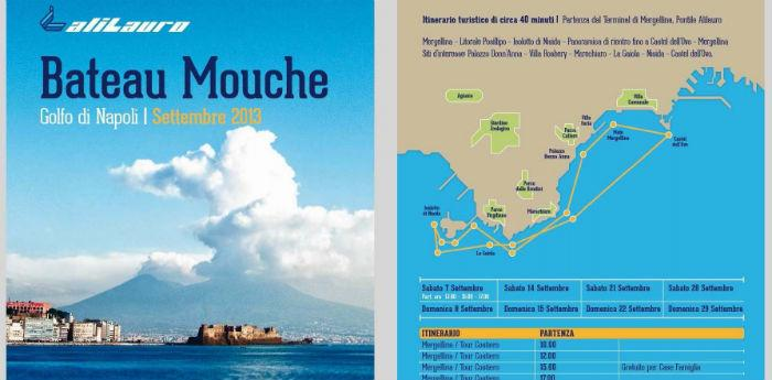 Bateau Mouche Napoli