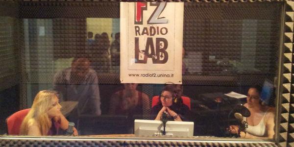 F2 Radio Lab chiusura