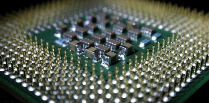 immagine di un processore innovation day napoli