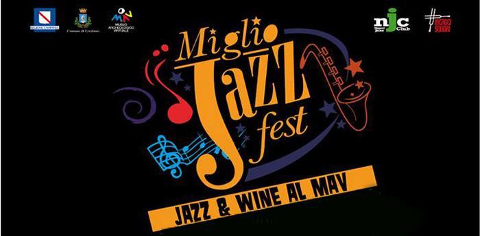 miglio jazz fest 2013 al museo archeologico di ercolano