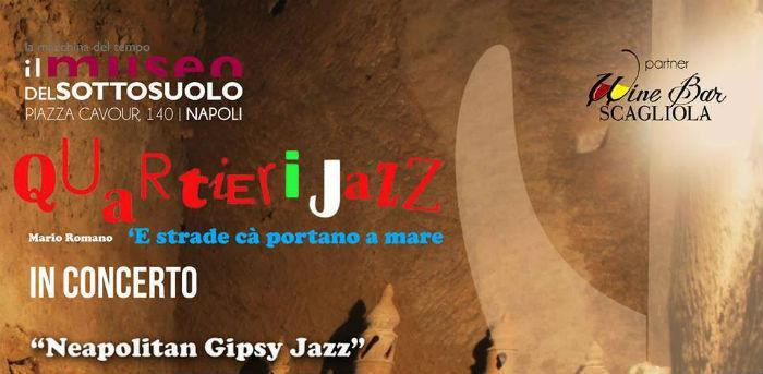 museo del sottosuolo jazz