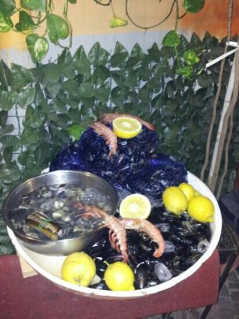 osteria al rifugio pesce