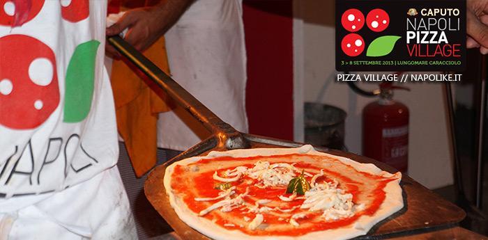 Napoli Pizza Village 2013