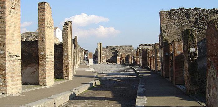 ingresso gratuito scavi di pompei