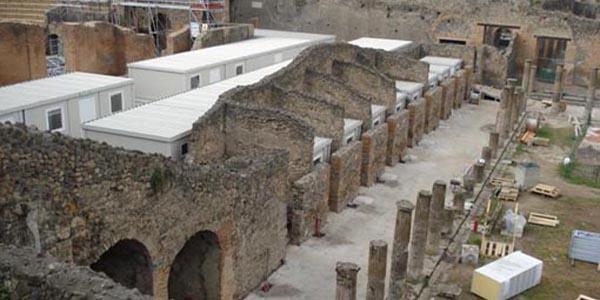 ingresso gratis agli scavi di pompei