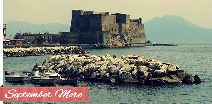 September More eventi settembre Napoli