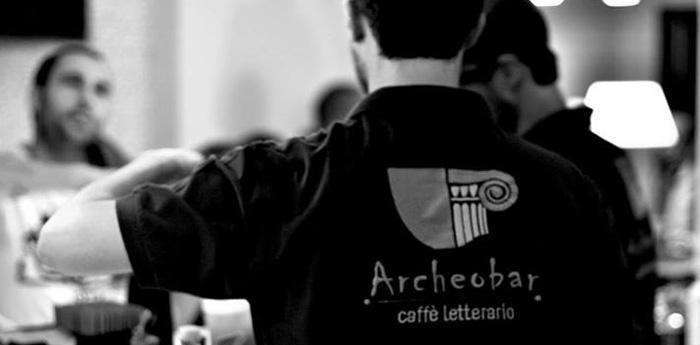 Inaugurazione Archeobar Caffè letterario di Napoli