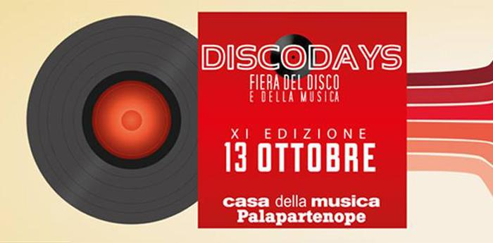 edizione autunnale di discodays ad ottobre 2013