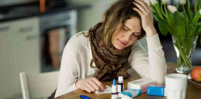 Influenza in Campania e relativi sintomi