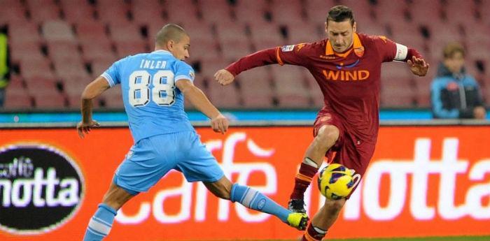 Pronostisci scommesse dell'8a giornata con Roma-Napoli