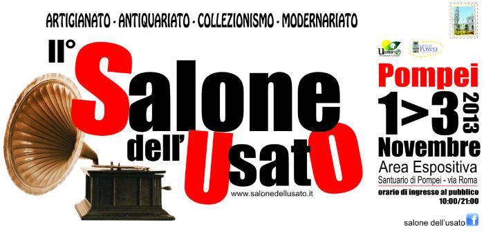 Salone dell'Usato a Pompei