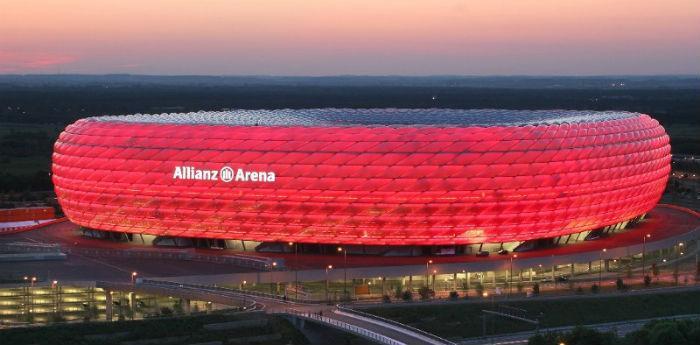 Allianz Arena Tour a Piazza Dante per un'iniziativa benefica