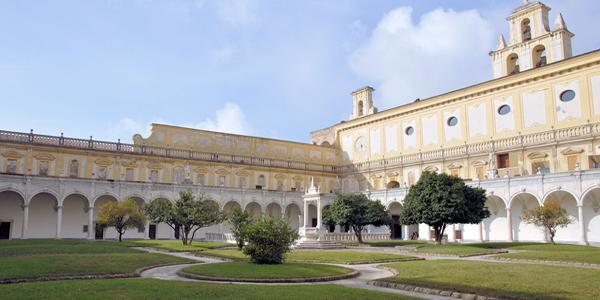 A Napoli la Faimarathon partirà dalla Certosa di San Martino