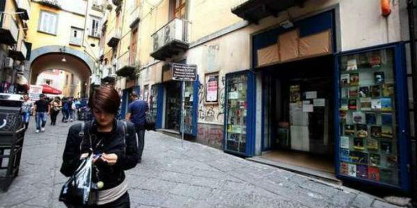 Napoli, chiusura di Guida Portalba