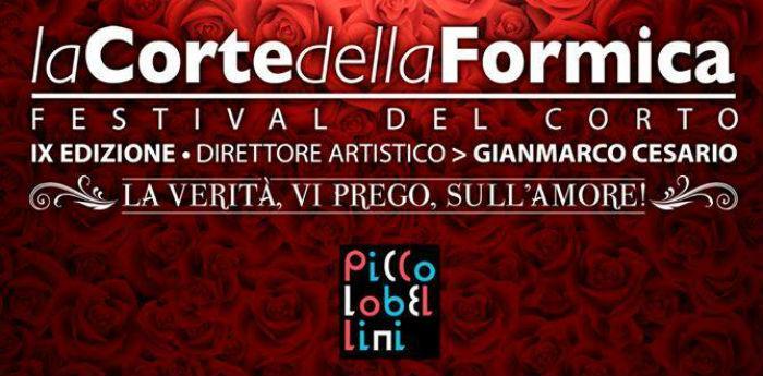 La Corte della Formica, Festival di corti teatrali al Piccolo Bellini di Napoli
