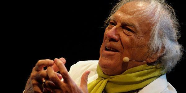 Lezioni Americane di Giorgio Albertazzi al Teatro Troisi di Napoli