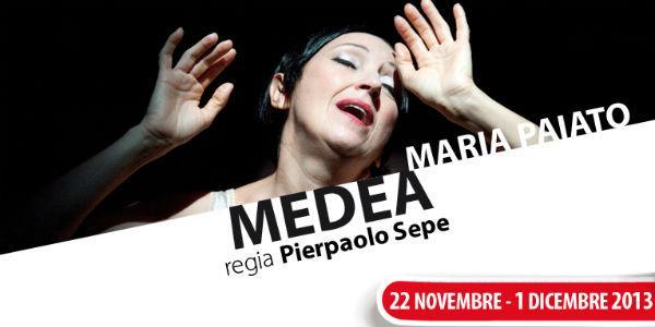Spettacolo Medea al Teatro Nuovo di Napoli