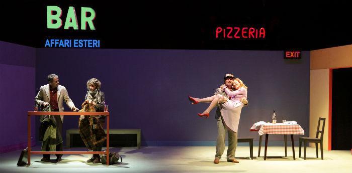 Teatro Piccolo Bellini, stagione teatrale 2013/2014