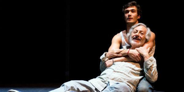 Spettacolo Prima del Silenzio al Teatro Stabile di Napoli