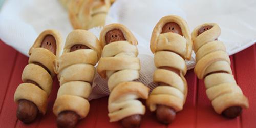Wurstel mummie