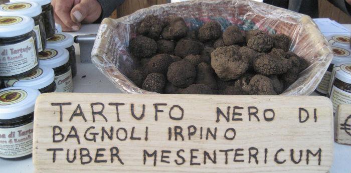 Mostra Mercato del Tartufo Nero di Bagnoli Irpino