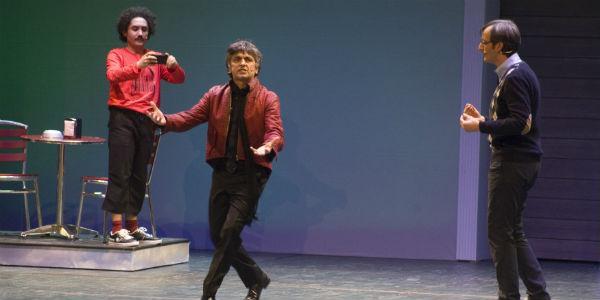 Spettacolo di Vincenzo Salemme al Teatro Diana