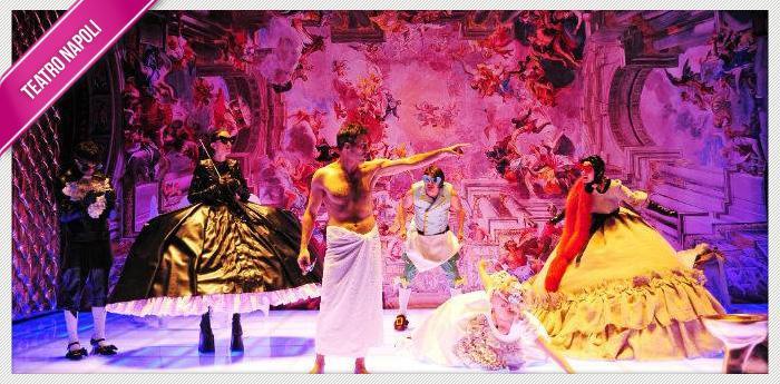 Spettacolo Il Don Giovanni al Teatro Bellini di Napoli con Filippo Timi