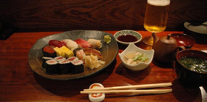 sushi-birra