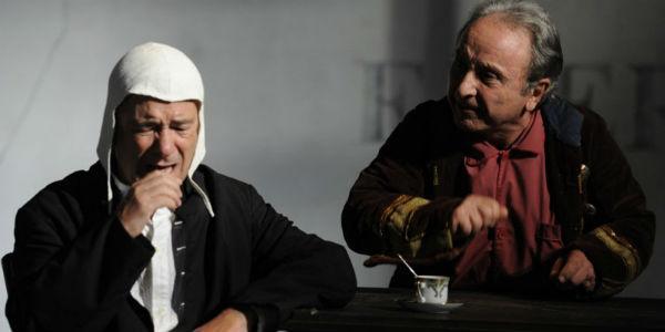 Spettacolo Uscita d'emergenza al Piccolo Bellini di Napoli