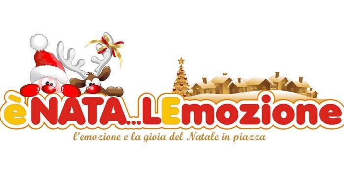 locandina di ènatalemozione 2013 evento di natale ad afragola e arzano