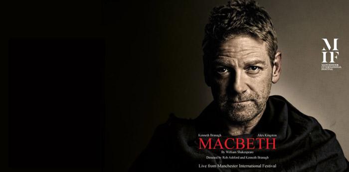 Alex Kingston interpreta il Macbeth di Shakespeare