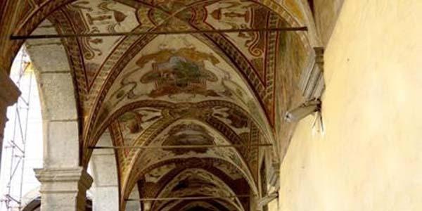 il monastero di S. Maria di Gerusalemme detto delle Trentatre a Napoli