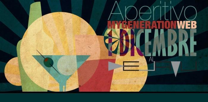 Logo della MyGeneration Night del MyGenerationWeb modificato per la pubblicazione