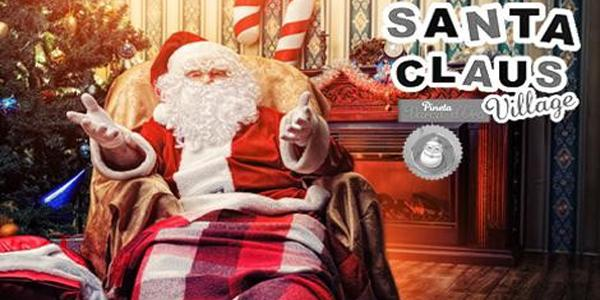 coupon per ingresso al Santa Claus VIllage di Pineta Varca d'Oro