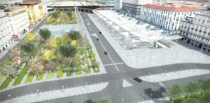 il progetto della nuova Stazione di Piazza Garibaldi a Napoli
