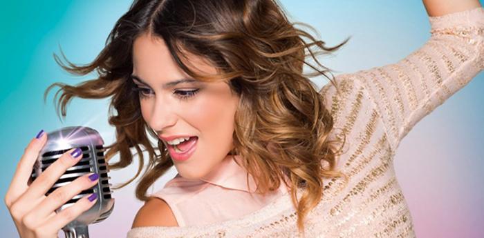 Violetta farà tappa al Napoli con il suo spettacolo tratto dalla telenovela