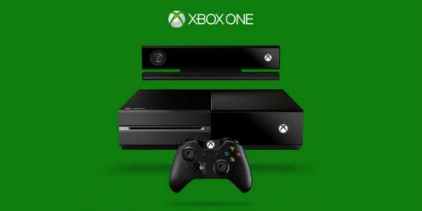 Immagine della nuova Xbox One della Microsoft