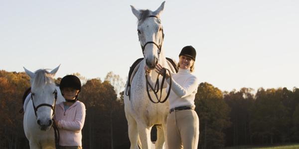lezioni di equitazione con il coupon di Hyppo Kampos Resort