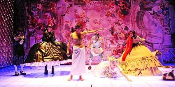 Lo spettacolo Don Giovanni con Filippo Timi in scena al Teatro Bellini