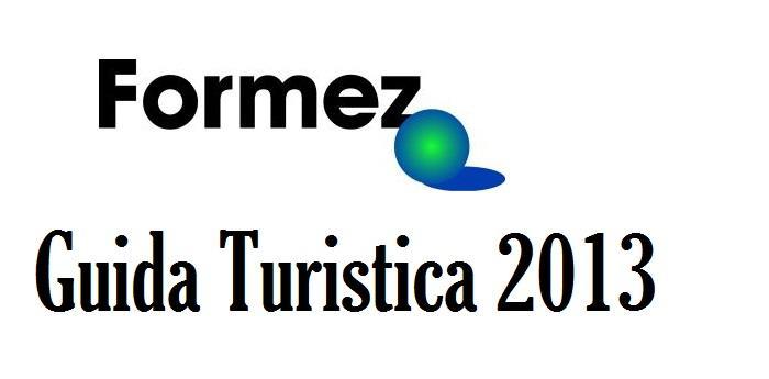 Logo modificato del formez per il quiz di abilitazione come guida turistica del concorso in Campania 2013
